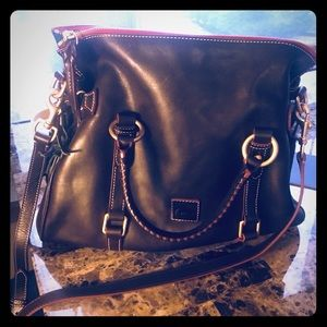 Dooney and Bourke medium florentine satchel